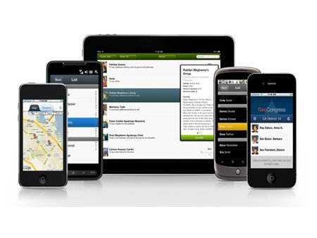 Mobile apps web-mate